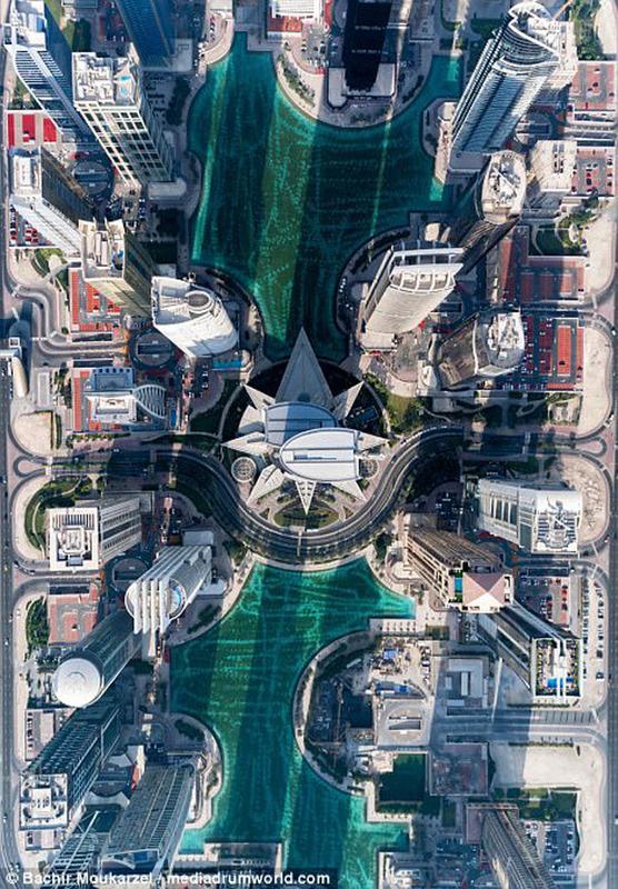 Kiến trúc đẹp mê hồn của thành phố Dubai từ trên cao 7-1519181737-width650height936