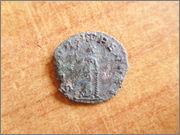 Antoniniano de Galieno. SECVRIT PERPET. Ceca Roma. P1320233