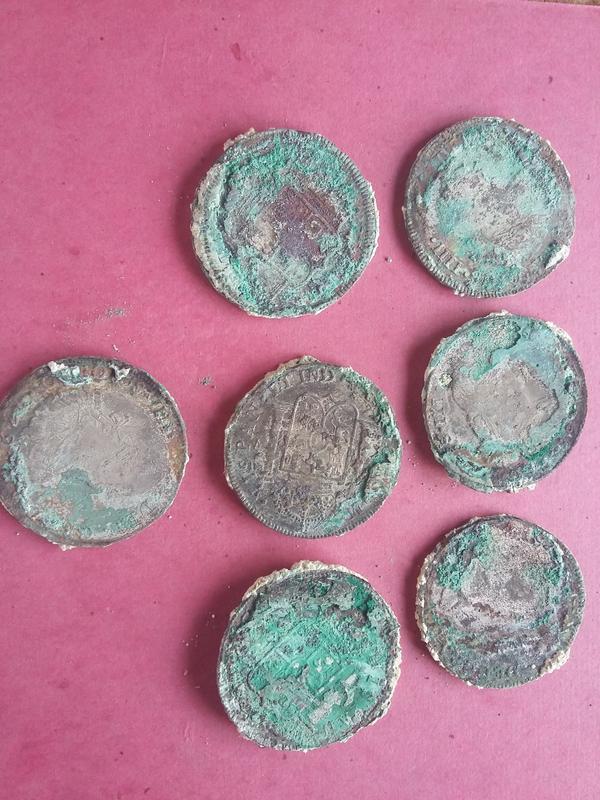 Monedas de pecio, ¿ limpiar o no limpiar ? 20180131_150915