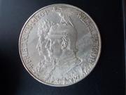 2 y 5 Marcos de 1.901, Conmemorativas del Bicentenario del Reino de Prusia DSCN1503