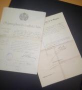 Letra de Cambio - Bank of Montreal (1905) 004