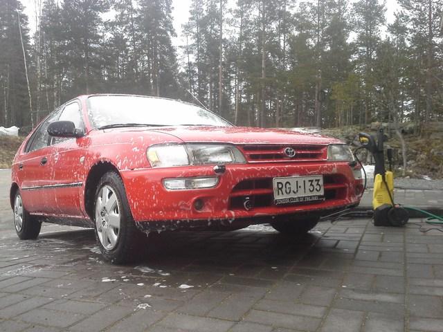 Corolla -95 dailydriven 20150403_171618