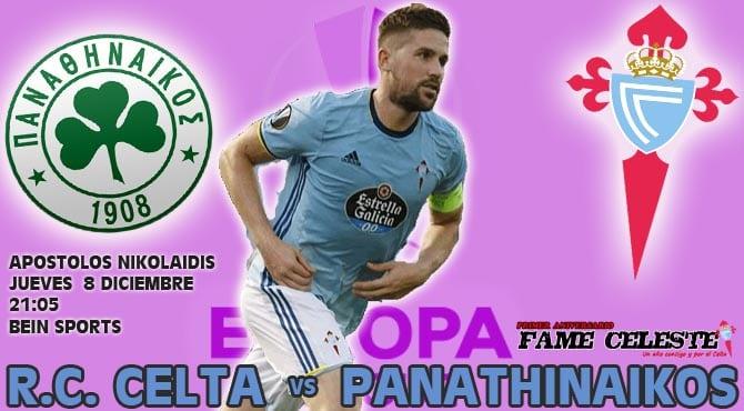 Panathinaikos 0-2 R.C. Celta | Europa League PANATHINAIKOS_CELTA