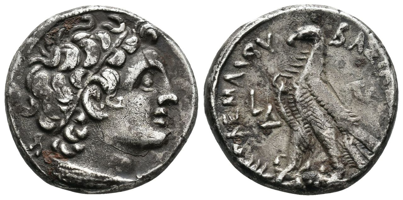 Catalogación Tetradracma Ptolomeo IX (o no) IMG_0618