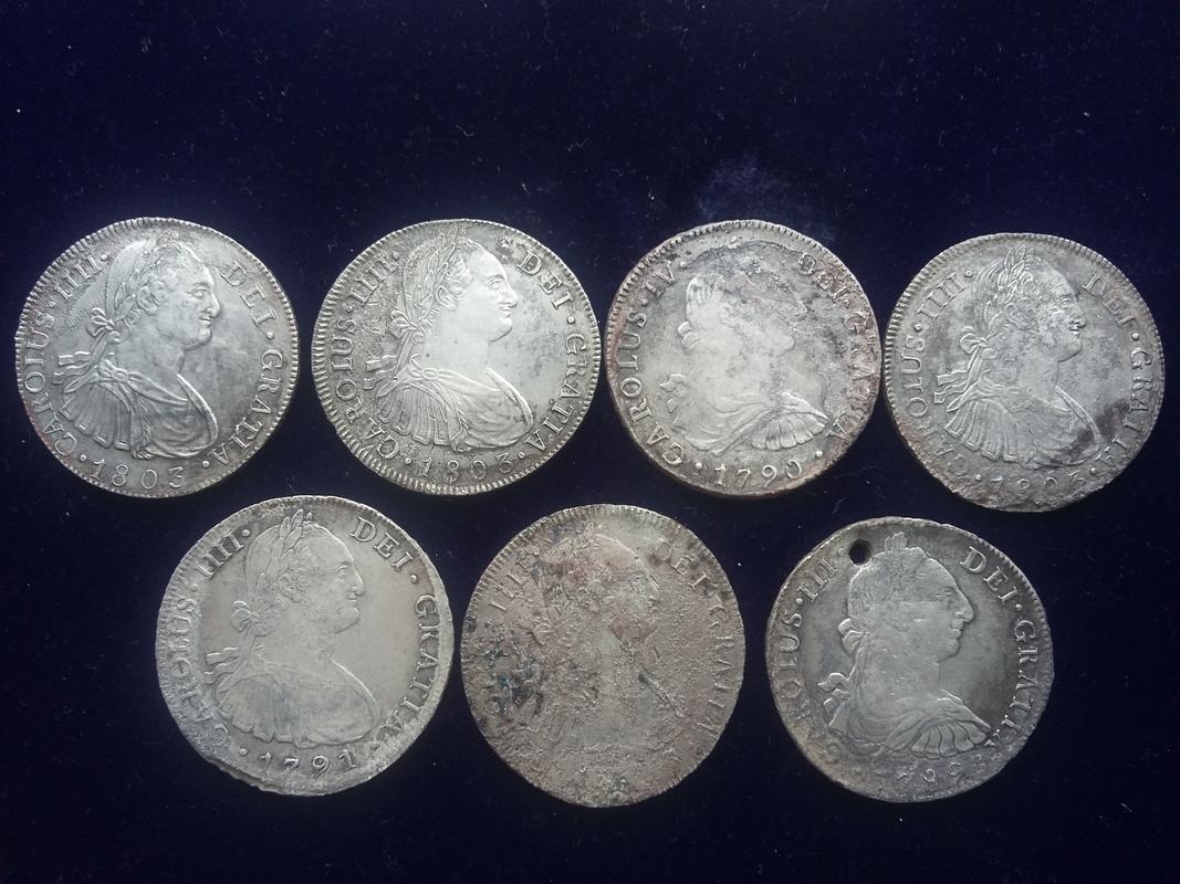 Monedas de pecio, ¿ limpiar o no limpiar ? 20180206_154610