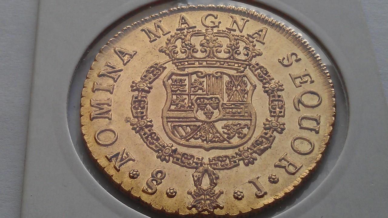 8 escudos 1751. Fernando VI. Santiago. (Emiliano dedit). IMAG0502_1