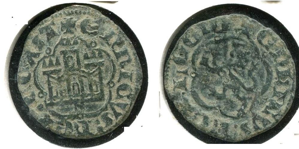 Media blanca de Enrique III (1390-1406) de Sevilla 0000_media_blanca_2
