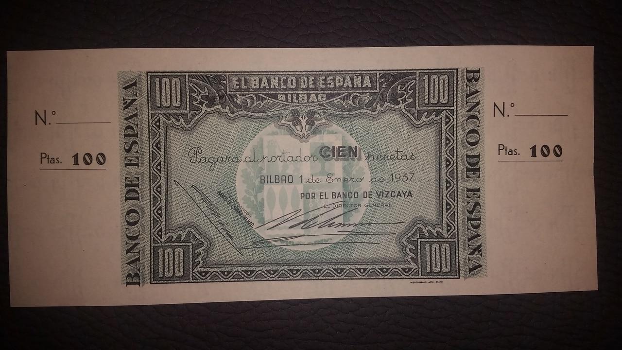 Colección de billetes españoles, sin serie o serie A de Sefcor pendientes de graduar - Página 2 20170217_203604