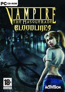 Vampire The Masquerade: Bloodlines [PC]