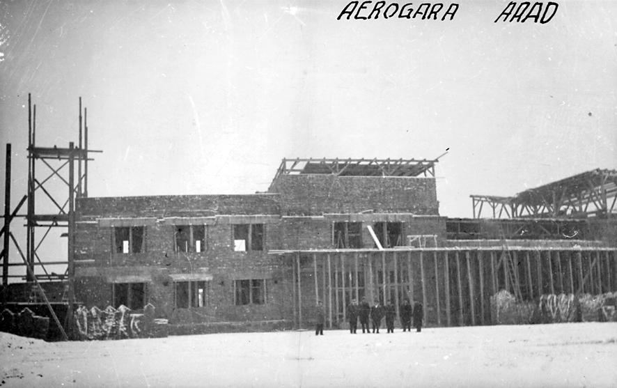Aeroportul Arad - Poze Istorice 003