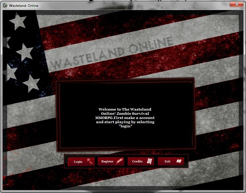 Wasteland Online - Updated Screenshots 3 (HUDS & GUIS)  GUI