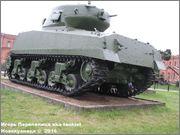 """Американский средний танк М4А2 """"Sherman"""",  Музей артиллерии, инженерных войск и войск связи, Санкт-Петербург. Sherman_M4_A2_048"""
