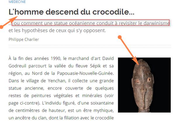 les Abusrdités d'Evolution : Humour Homme_descend_du_crocodiles2