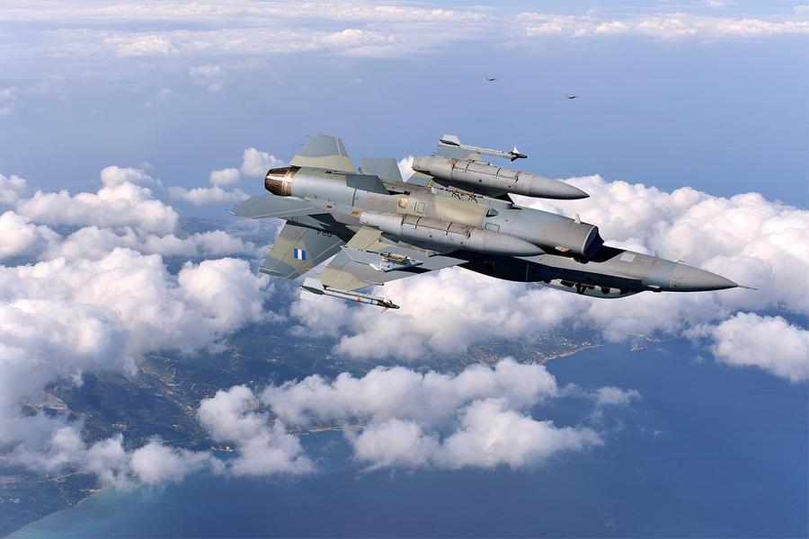 Hellenic Military & Security Multimedia F16_B52_Padv0014