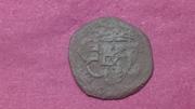 8 maravedís de vellón  de Felipe III o IV. DSC_0049