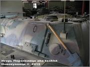 """Немецкая тяжелая САУ  """"JagdPanther""""  Ausf G, SdKfz 173, Deutsches Panzermuseum, Munster Jagdpanther_Munster_053"""