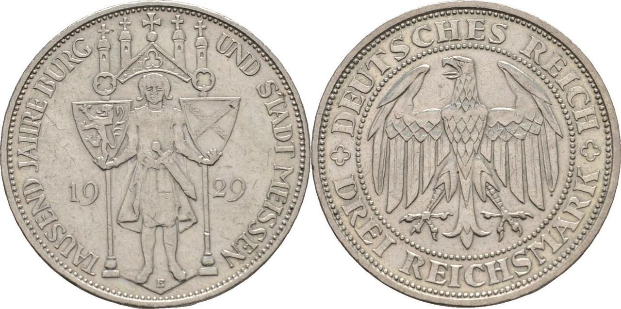 Monedas Conmemorativas de la Republica de Weimar y la Rep. Federal de Alemania 1919-1957 1018409