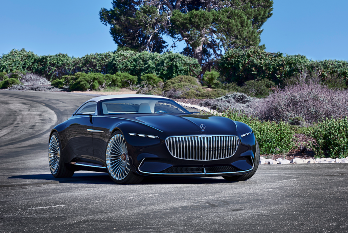 Maybach X tesla Powering-the-vision-cabriolet-is-a-750-horsepowe