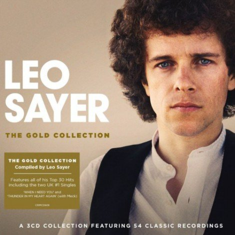 Leo Sayer – The Gold Collection (3 CD) (2018) [ Leo