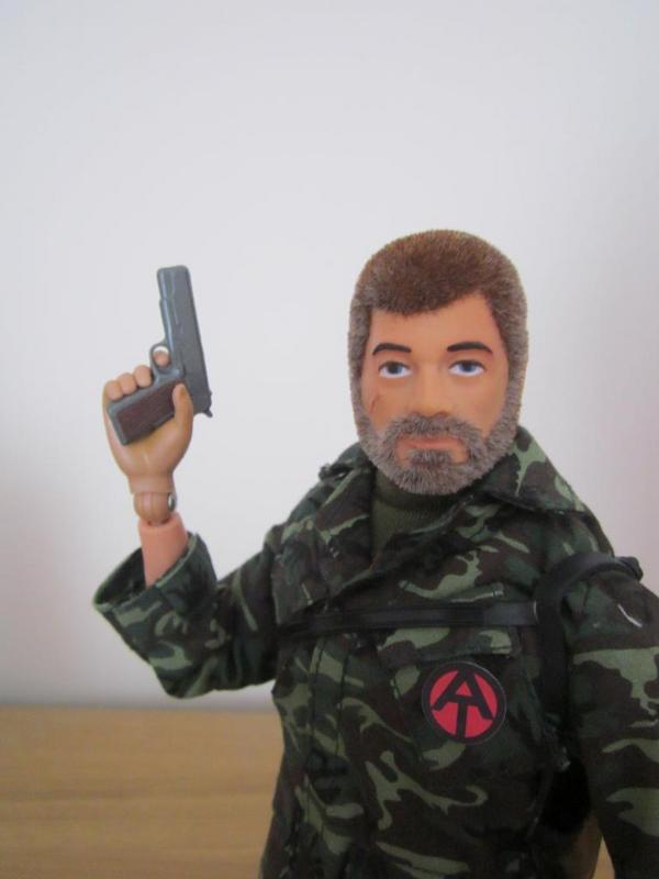 Show us your random  close up Action Man Head Shots ! Pepper