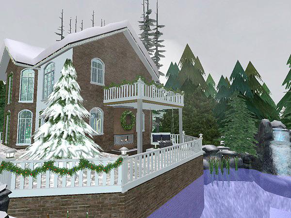 Hellohello: Domy Christmas_Lane_oudoor_12