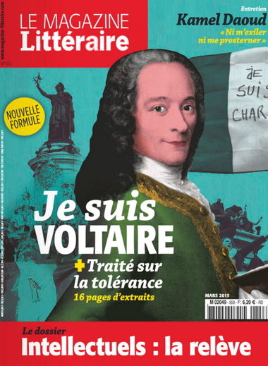 Que disent- ils sur Mahomet Magazine_litt