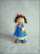 Куклы из фоамирана. DSC09278