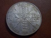 2 Florines de 1.887, Gran Bretaña DSCN2390
