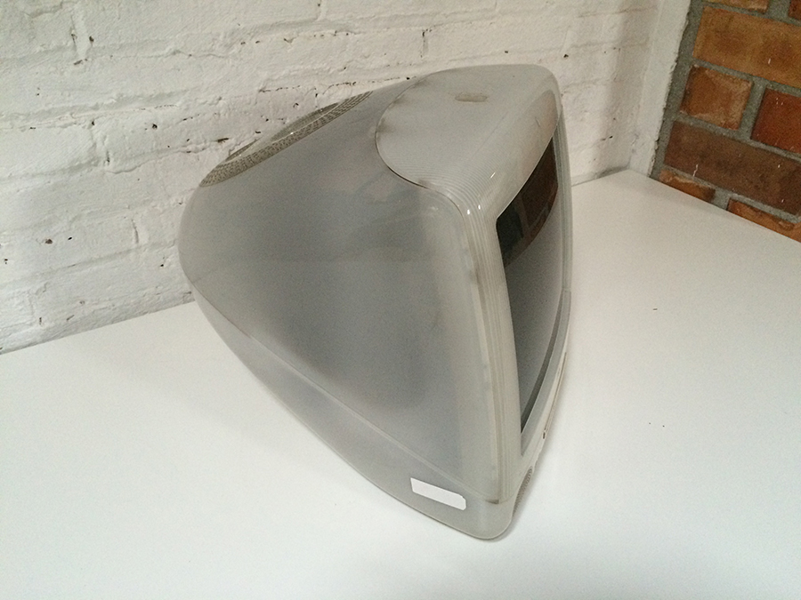 [Vendo] iMacs G3, G4's, Monitores era translúcida Apple IMG_2685