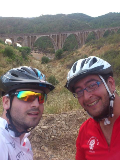 04/06/2013. Huelva - Trigueros - Gibraleon - Puente de la Alcolea - Huelva. DSC_0623