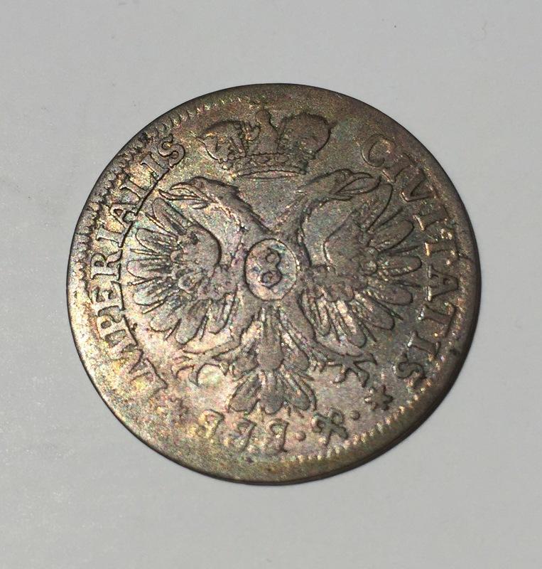 Lübeck. 8 schilling 1728 IMG_0150