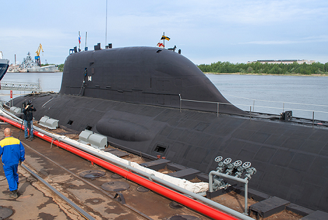 Akula leased Nuclear Submarine: News - Page 2 New_Yasen_468