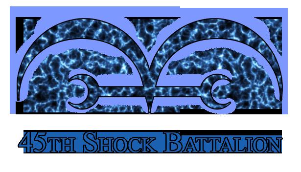 The 45th Shock Battalion Shocklegion