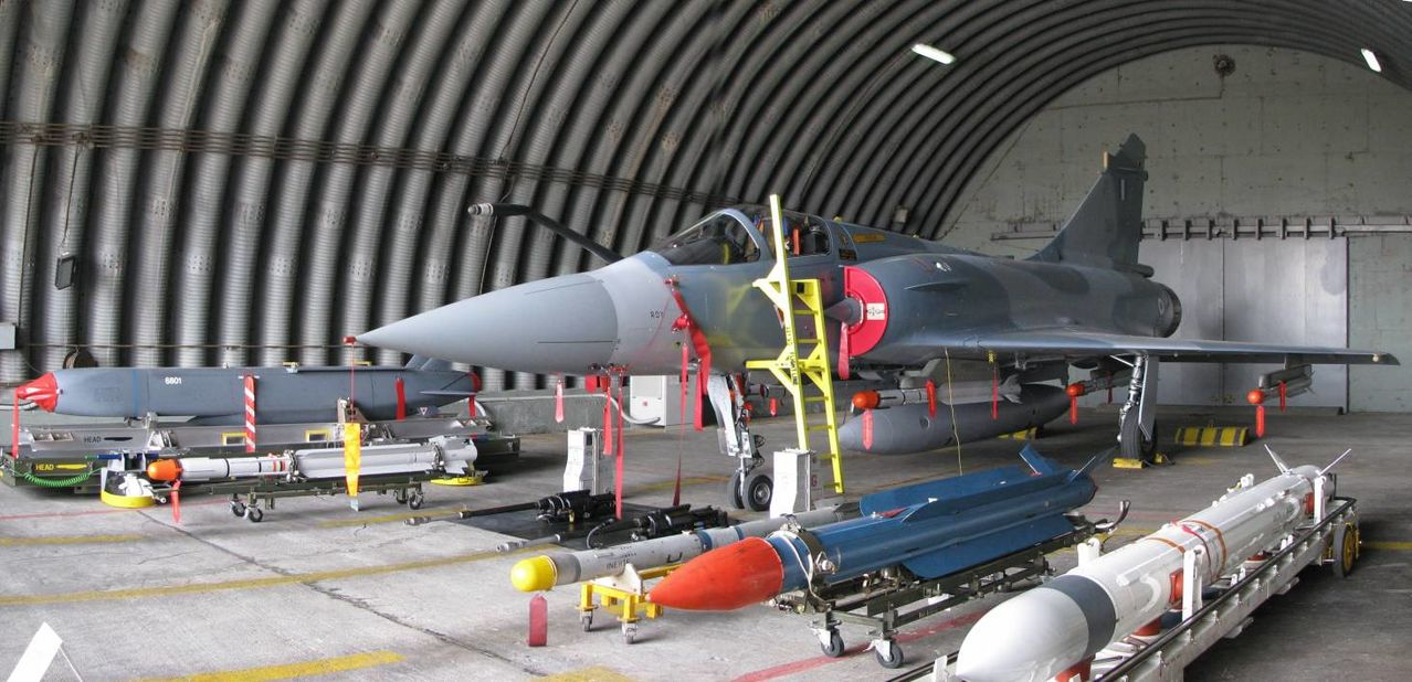 Hellenic Military & Security Multimedia HAF_Mirage_2000_5