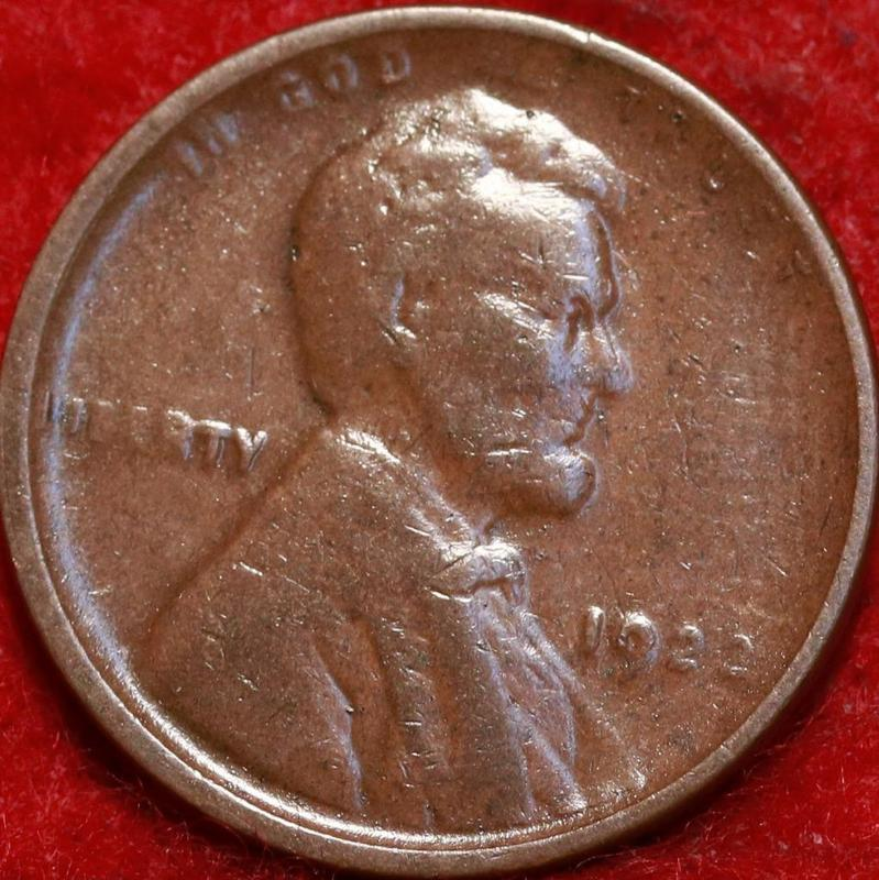 Coleccion Centavos Lincoln 1909-2016 - Página 4 1922c