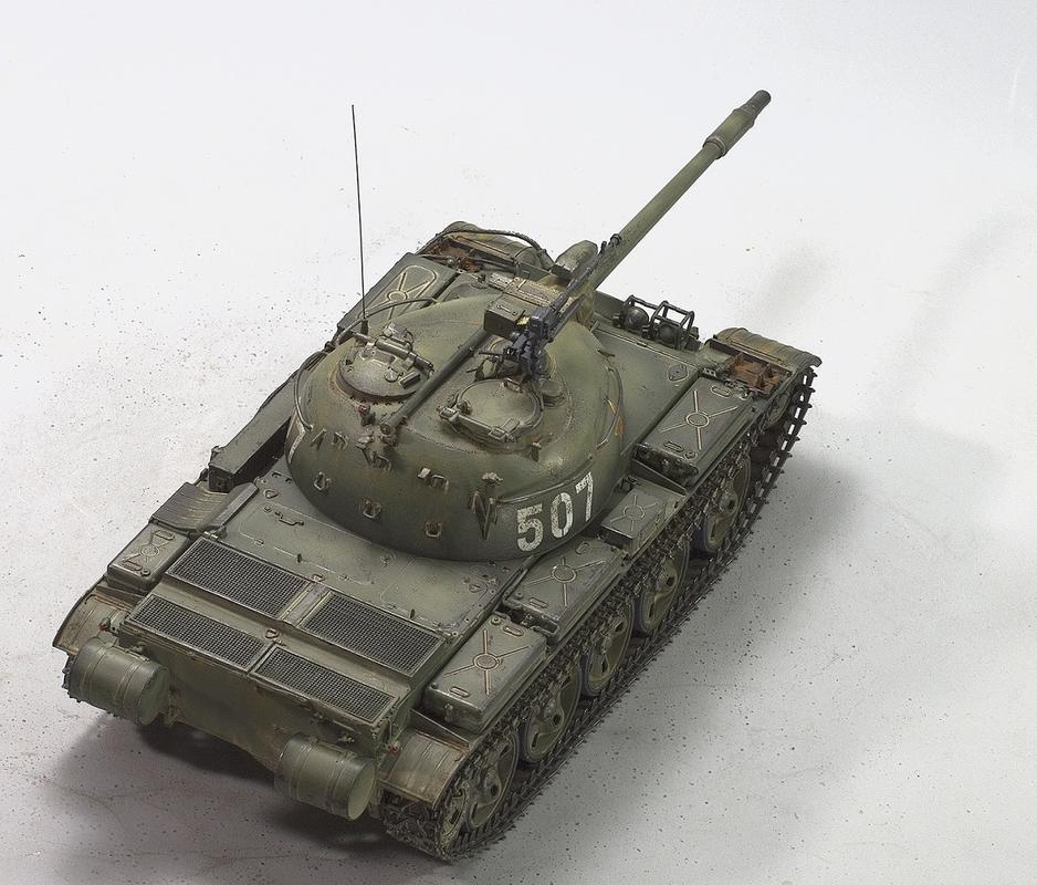 Type 62 (ZTZ-131)/ Trumpeter 1/35. Image
