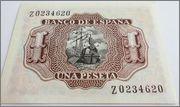 1 Peseta 1953 (Serie Z) Image
