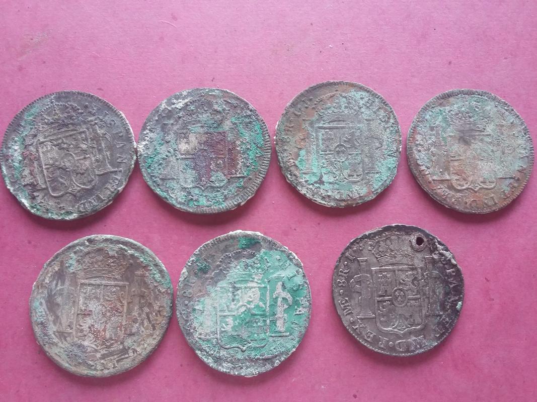Monedas de pecio, ¿ limpiar o no limpiar ? 20180131_164841