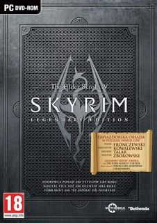The Elder Scrolls V: Skyrim - Legendary Edition [PC]