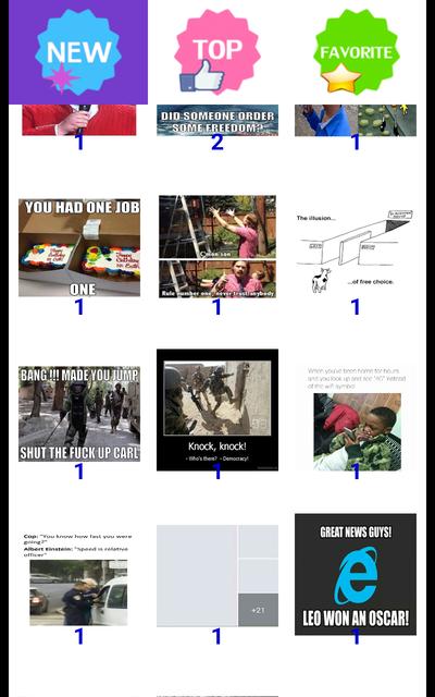 تطبيقة أندرويد تجمع العديد من الصور المضحكة Screenshot_20161029_212957