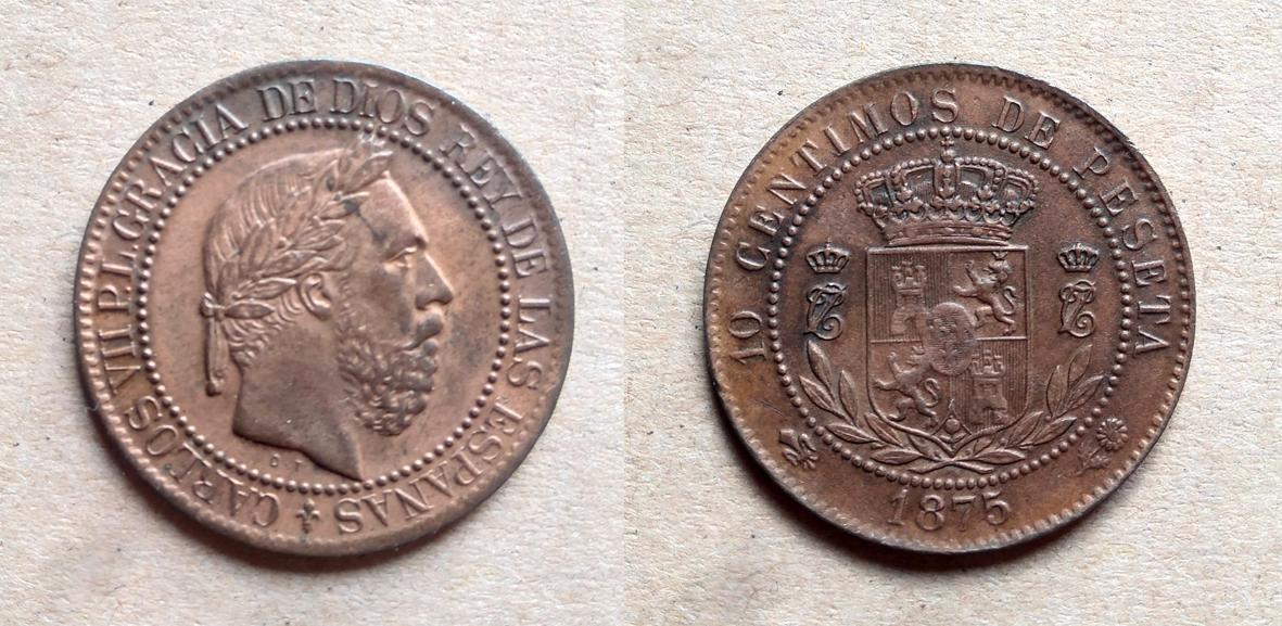 10 céntimos 1875. Carlos VII Carlos_VII_10_ce_ntimos