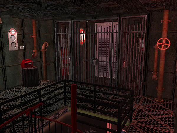 Protiatomový kryt / bunkr Bunker_16