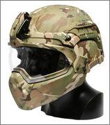 Protección Facial / Bucal en Airsoft Rigida_2
