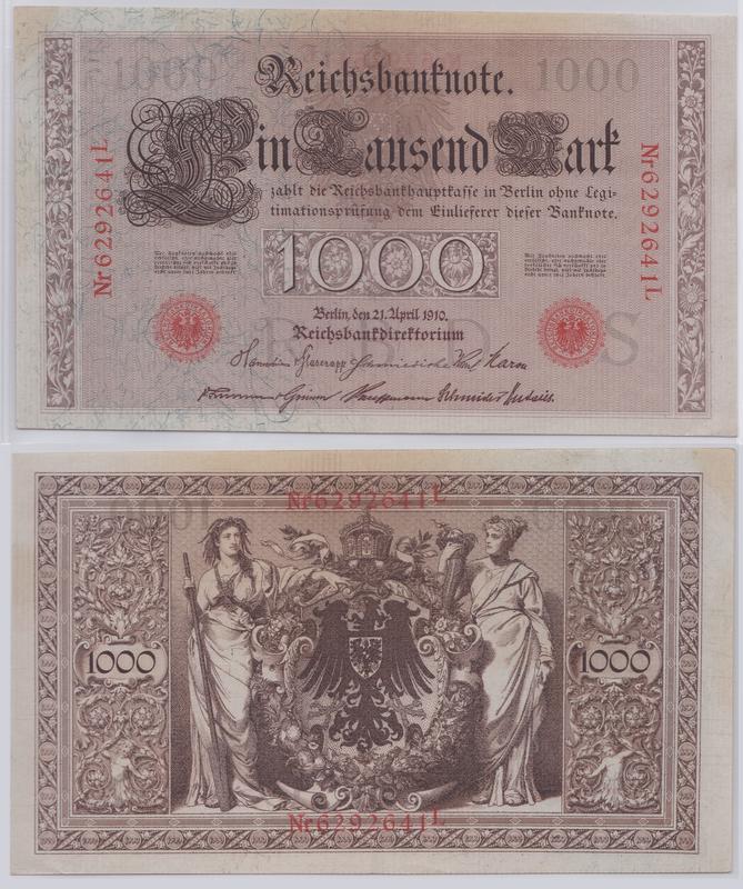 Alemania_1000_marcos_1910