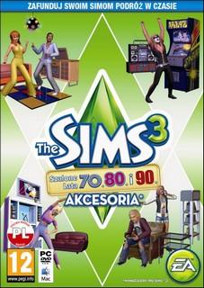 The Sims 3: Szalone Lata 70. 80. i 90. [PC]