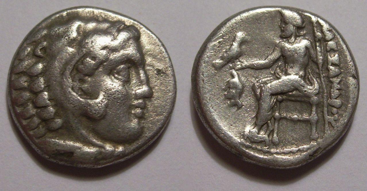Dracma Alejandro Magno. Sardes. 334-323 a. C. Dracma_Alejandro_Magno