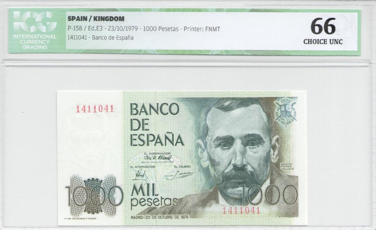 Colección de billetes españoles, sin serie o serie A de Sefcor - Página 2 1000_del_79_anverso