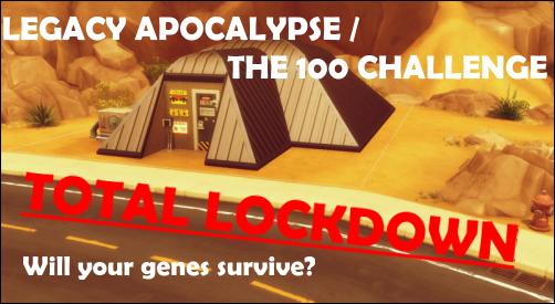 Výzva - Apokalypsa! (Bunkr) - Pravidla a diskuze Image
