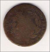 3 Grana. Nápoles y Sicilia. 1810 Moneda_001
