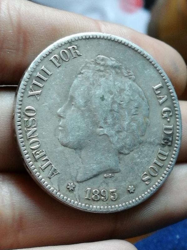 Alfonso XIII 1893 5 pesetas IMG_20170407_201533
